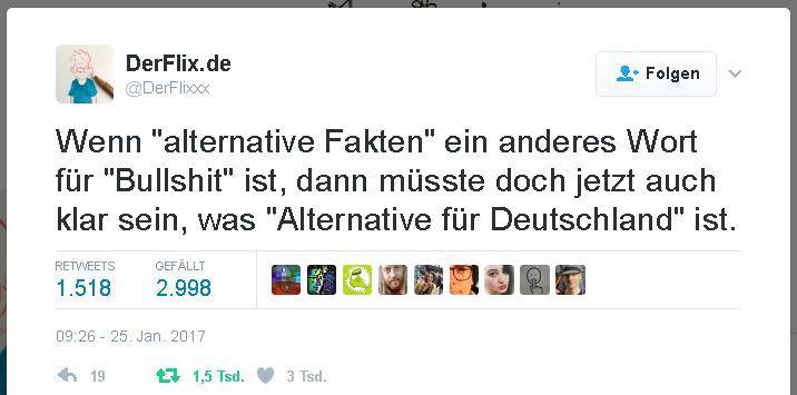 Die Bullshits Für Deutschland