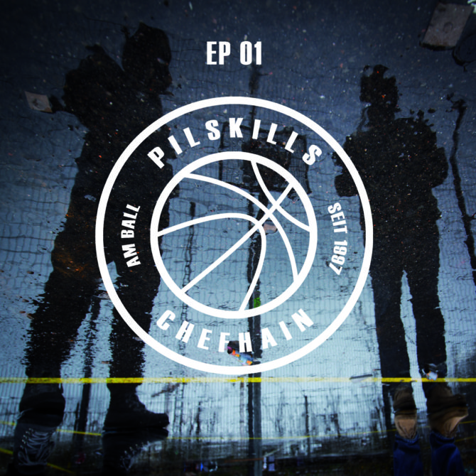 Cover Pilskills - Am Ball EP 01