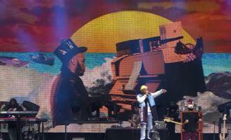 Video: Anderson .Paak live beim Splash-Festival 2016