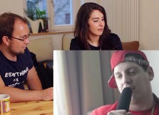 Deutschrap Interview Analysen