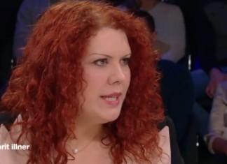 Nina Käsehage bei Maybrit Illner
