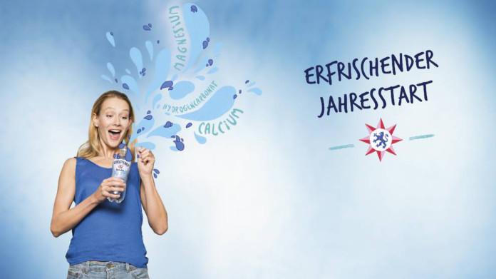 """""""Erfrischender Jahresstart"""" das Gewinnspiel von Gerolsteiner"""