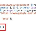 Google Analytics Trackingcode mit IP-Anonymisierung