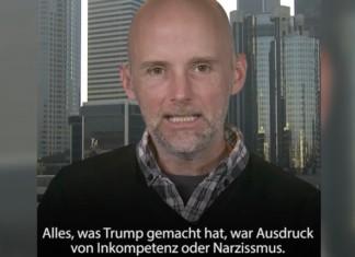 Moby im ZIB-Interview zu Donald Trump