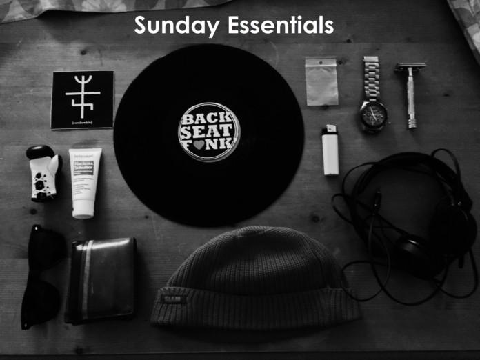 QRS Backseatfunk and Cassiel Sunday Essentials