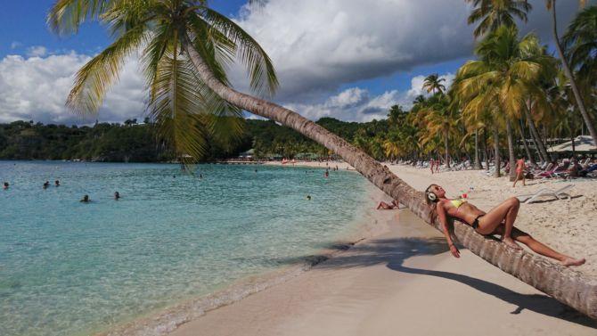 Mit dem Sennheiser Momentum die Karibik genießen