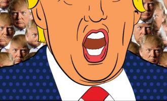 Angst-Pornographie und News-Müdigkeit im Trumpismus