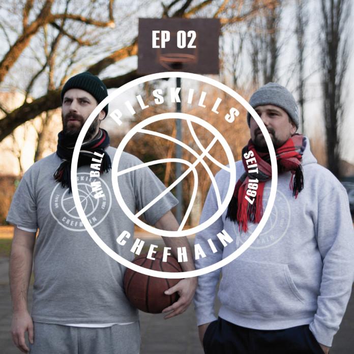 Pilskills - Am Ball EP 02