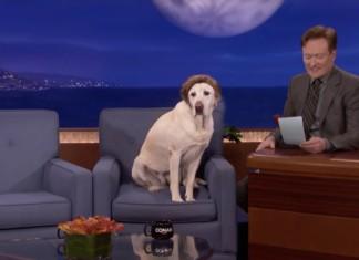 Ryan Gosling bei Conan O'Brien