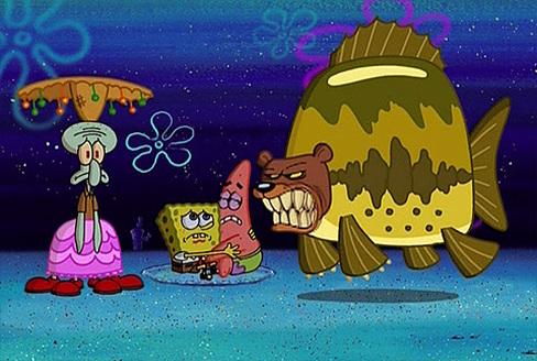 Spongebobs Anti-Seebären-Kreis