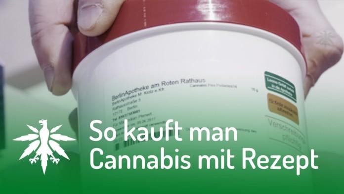 Cannabis auf Rezept kaufen