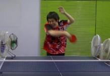 Tischtennis Trick Shots