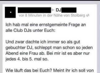 Frauen abschleppen als DJ