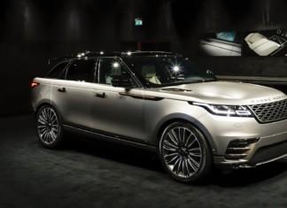 Land Rover Velar: Das vierte Modell aus der Land Rover-Reihe