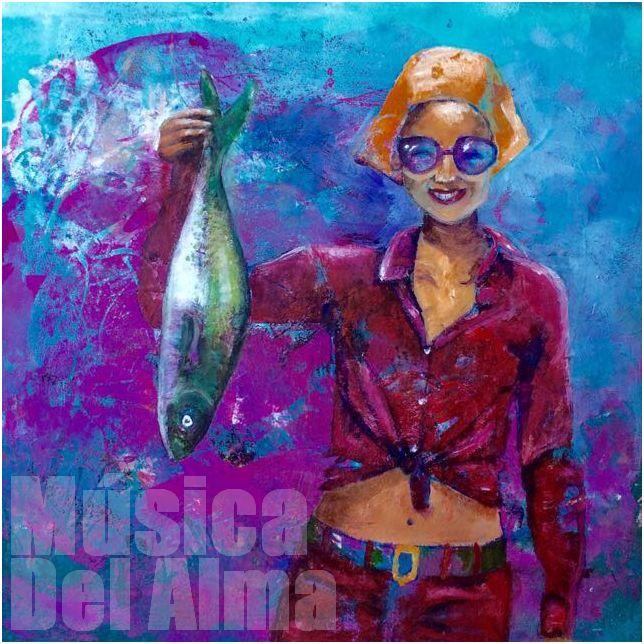 Musica del alma Cover by Katja Barenscher