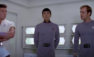 Star Trek: Der Film mit der Musik von Tron: Legacy (Daft Punk)