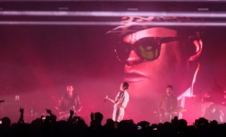 Telekom Electronic Beats Presents 'Humanz' Live