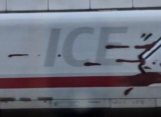 Rasiermesser ICE Graffiti