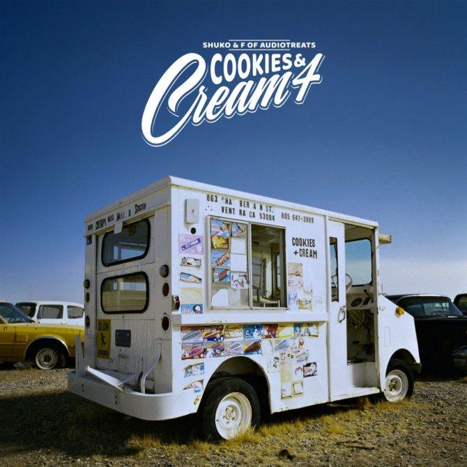 Cookies & Cream 4 von Shuko & F. Of Audiotreats