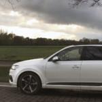 Audi Q7 Fahrtest