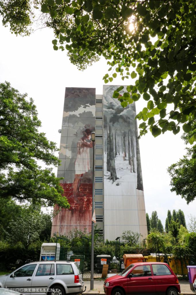 Mural von Borondo