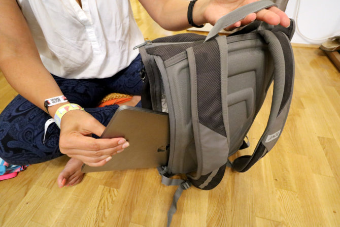 Daypack Laptop-Fach