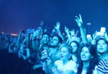 The Chainsmokers Publikum