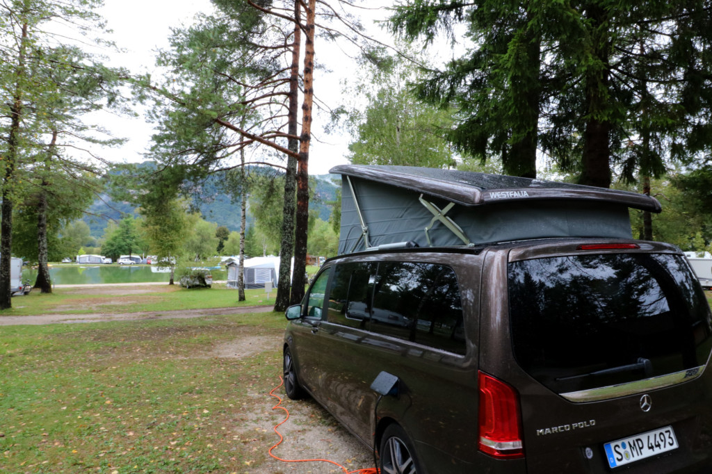 Campen in Österreich