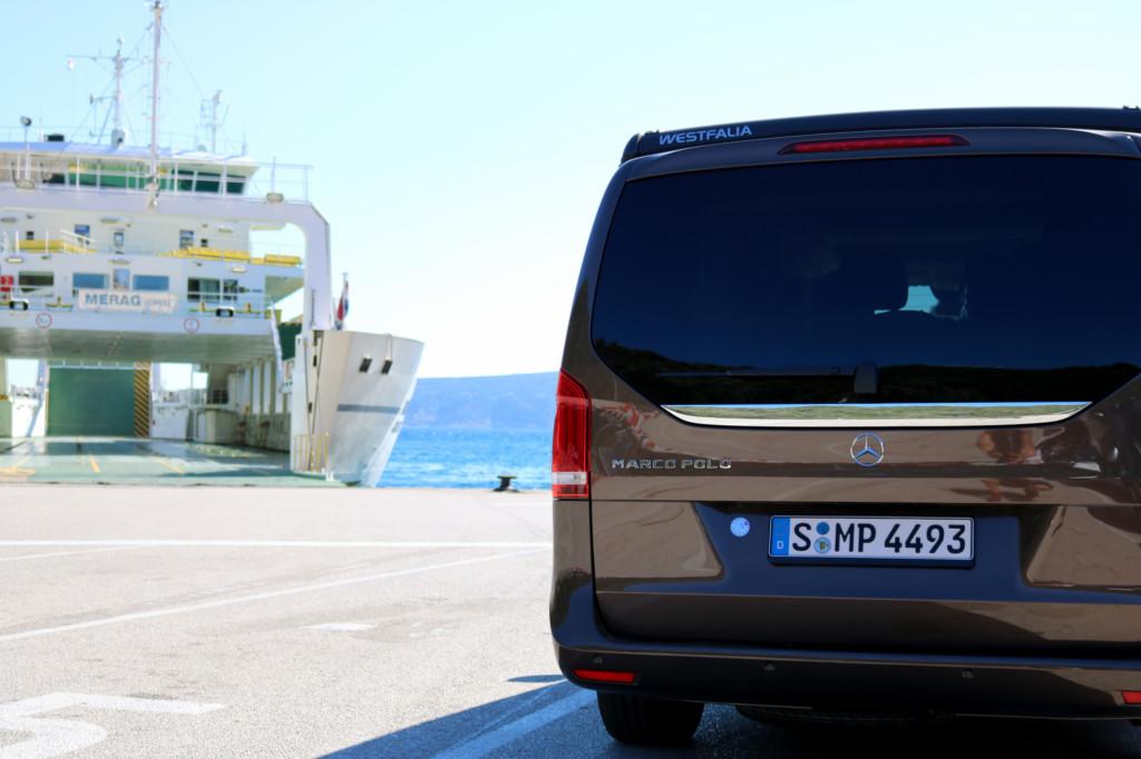 Marco Polo Fähre Kroatien