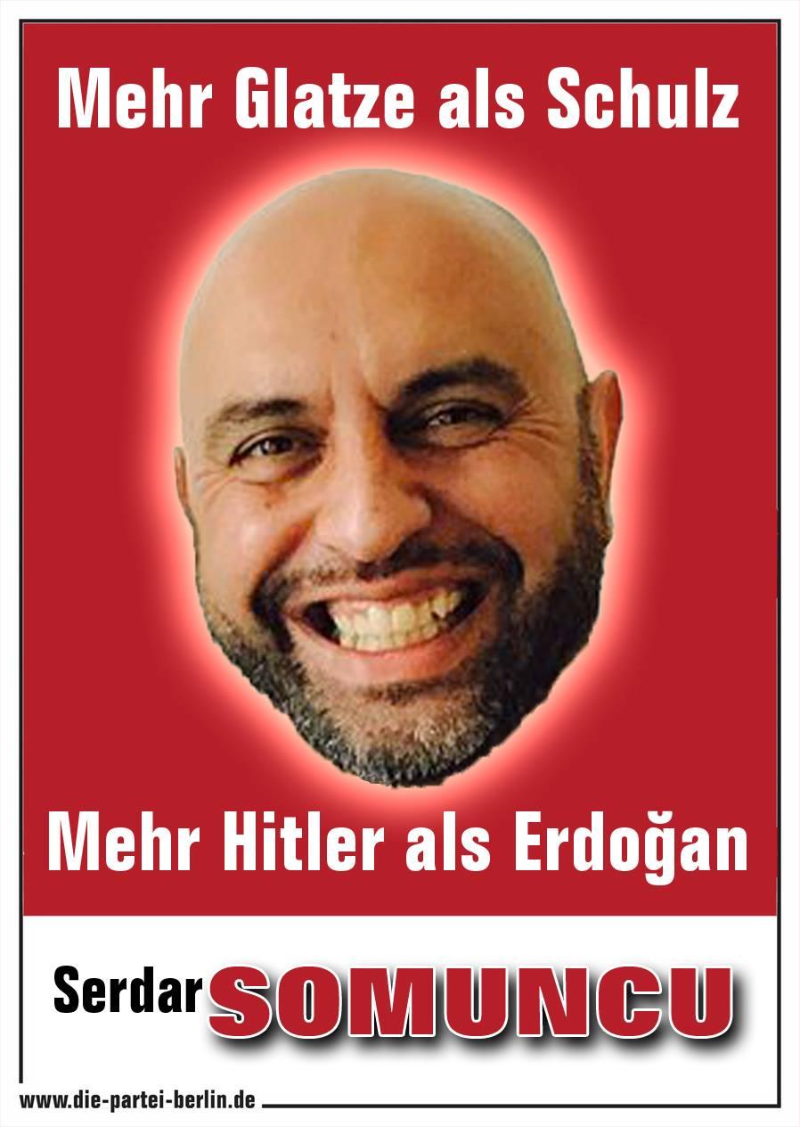 Mehr Hitler als Erdogan