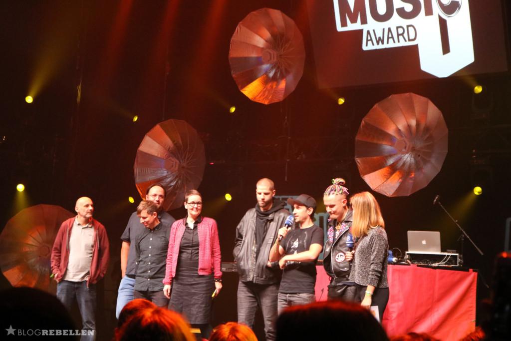 Die New Music Award Jury 2017