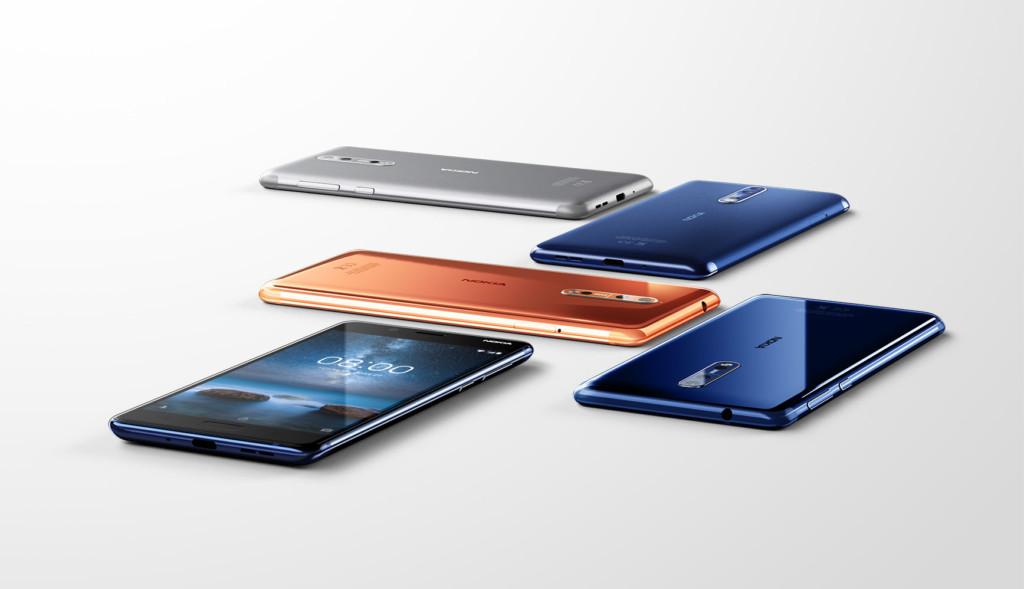 In Deutschland kommen zunächst Tempered Blue und Steel, Polished Blue und Polished Copper folgen