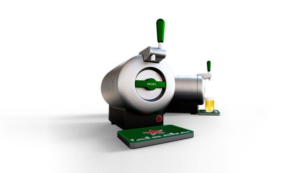 The SUB in der Heineken Edition