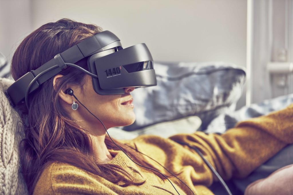 Mixed Reality-Hedaset: Minimales Equipment für ein Maximum an Erlebnis