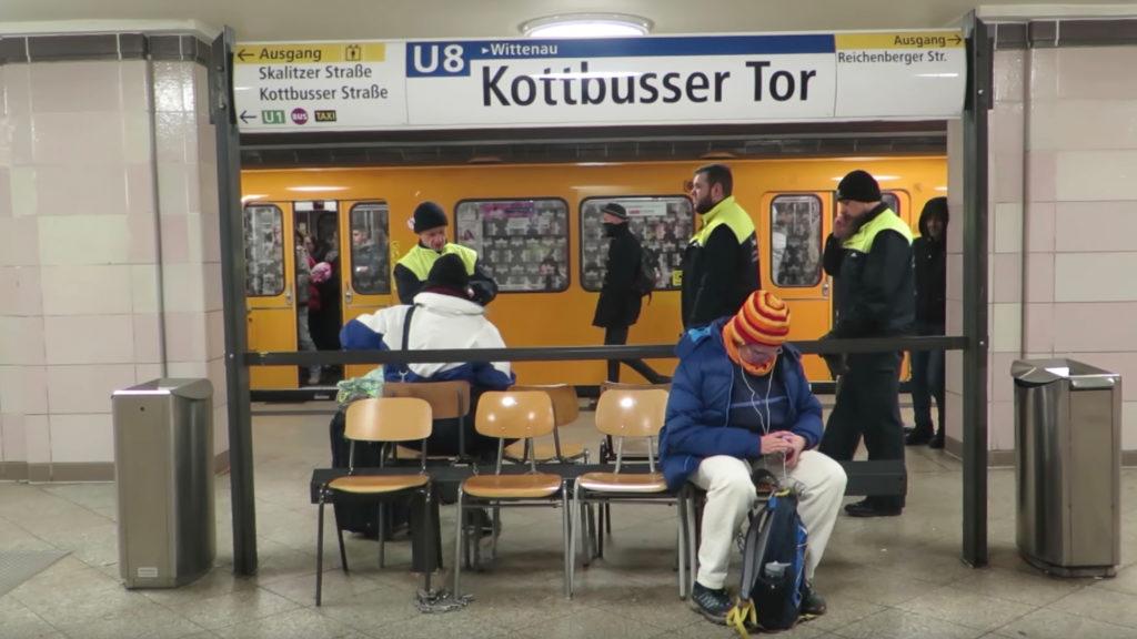 Toy Crew Bankraub am Kottbusser Tor