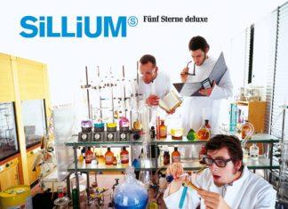 Cover: Fünf Sterne deluxe - Sillium