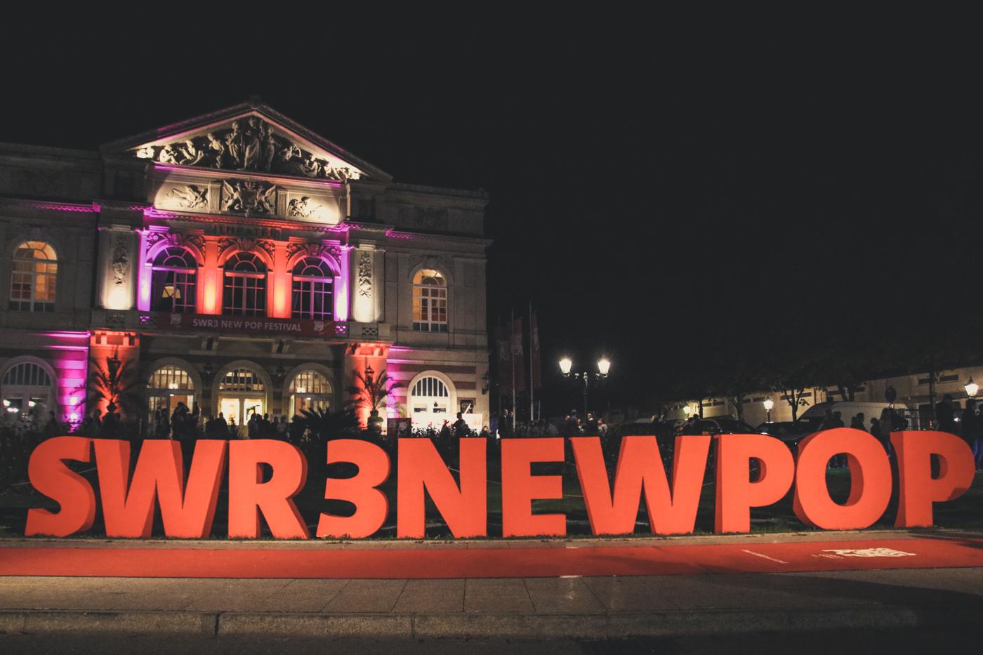 SWR3 NEW POP FESTIVAL in Baden Baden - Recap & Fotos