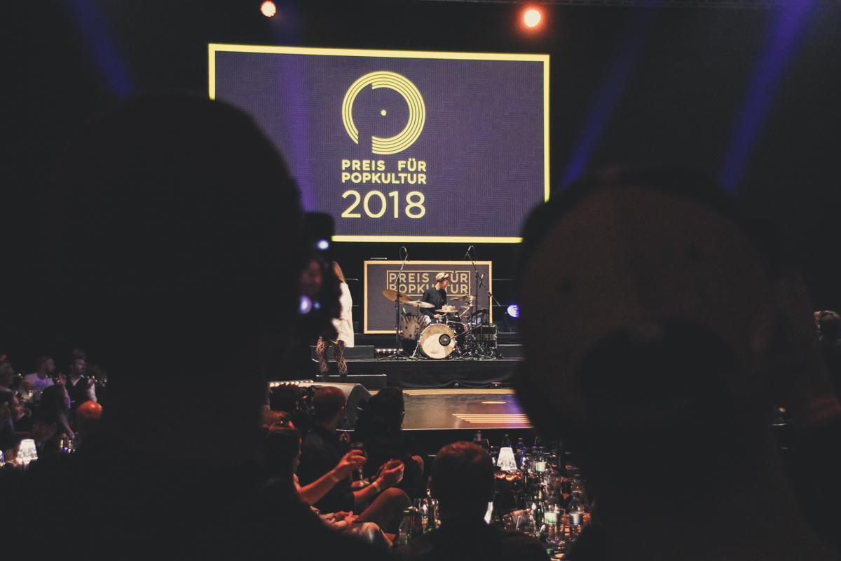 Fotos: Der Preis für Popkultur 2018 (Trettmann, KitschKrieg, Haiyti uvm)