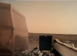 Mars Photo from Insight