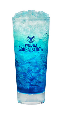 "Der coole ICEBREAKER-­Cocktail ""Polar Crush"""