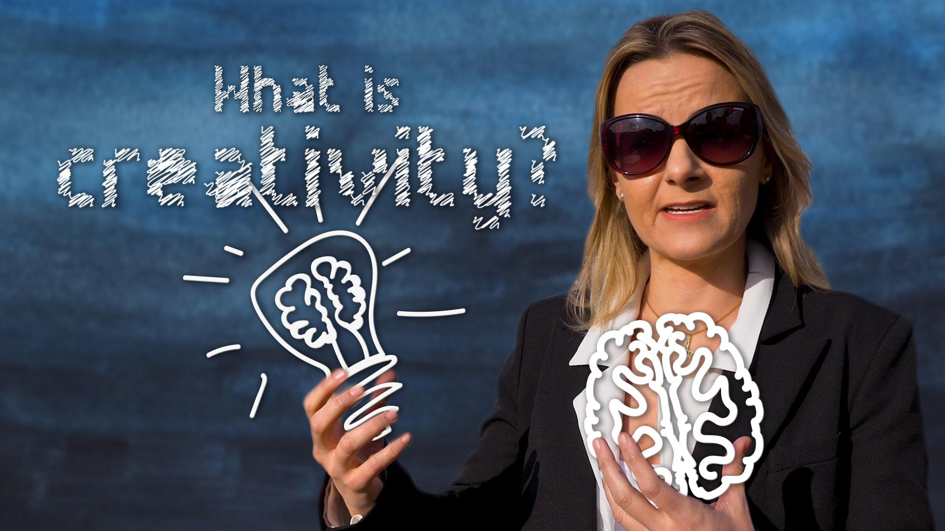 Was ist Kreativität und was hat sie mit Creative Democracy zu tun?