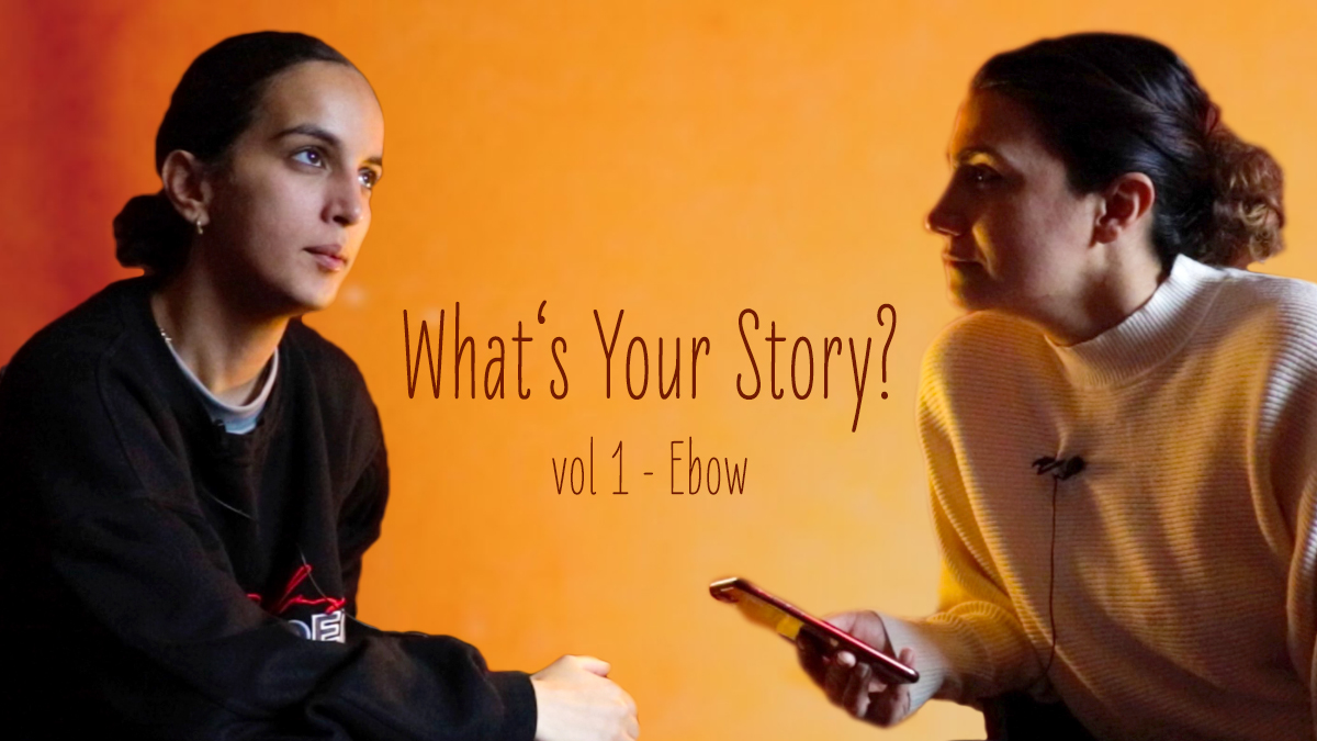 """White fragility & Kanak for life - Ebow im """"What's Your Story?"""" Podcast Interview"""