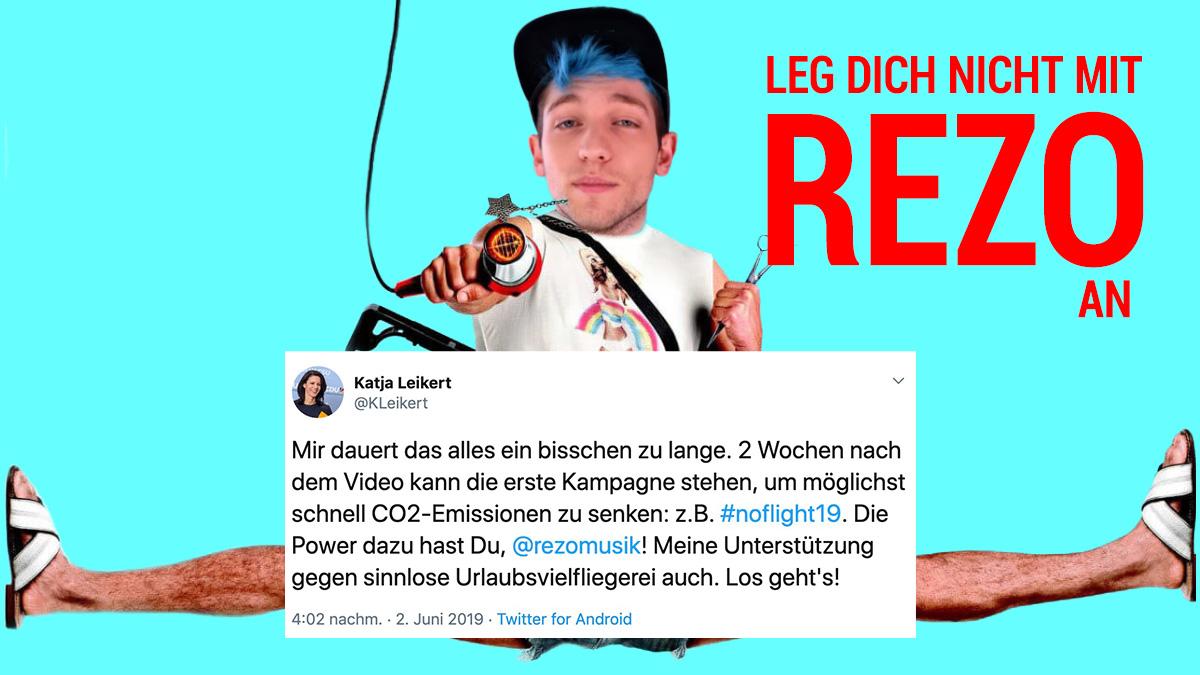 Es hört nicht auf: CDU-lerin fordert Rezo auf deren Job zu machen