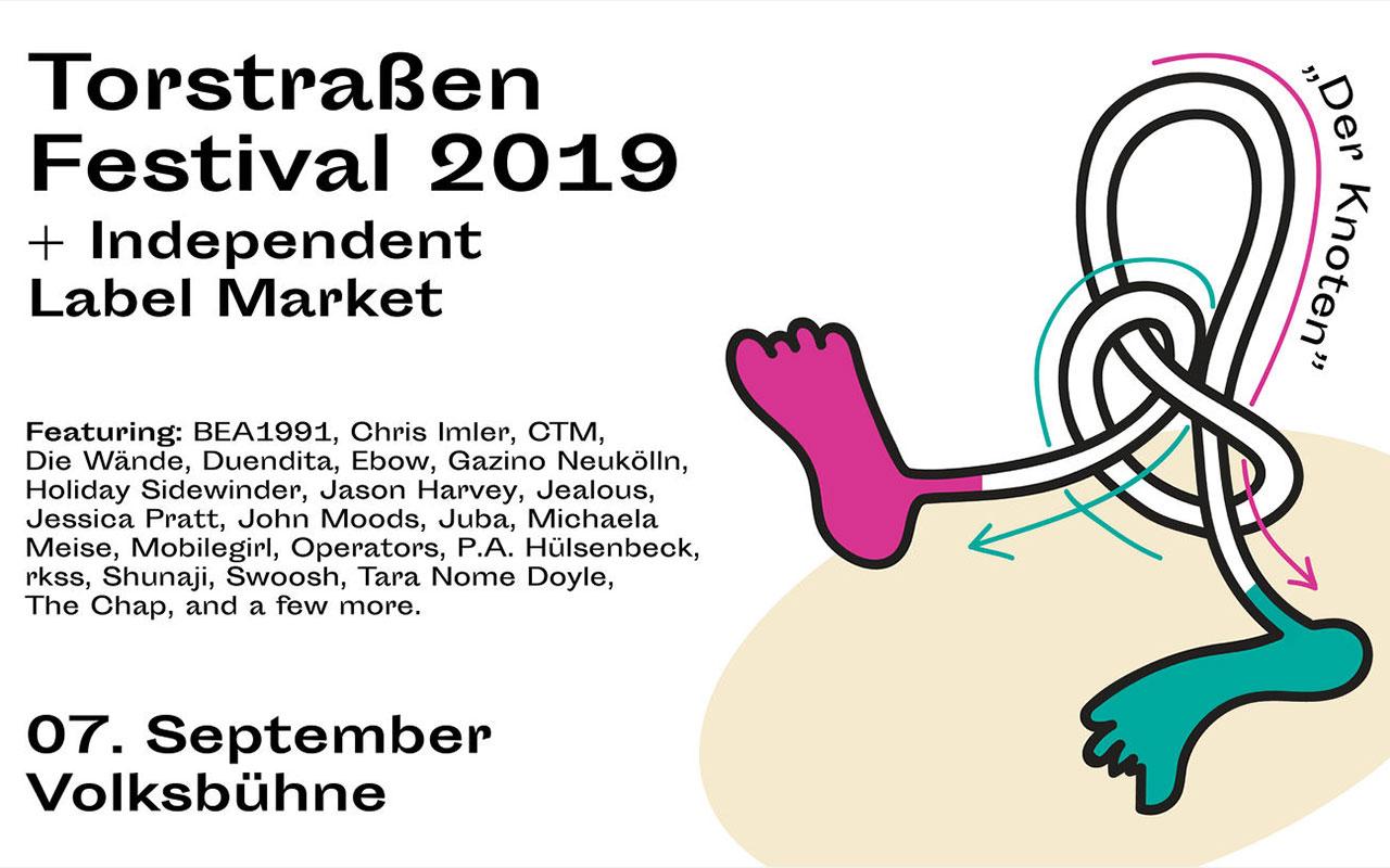 Torstraßen Festival 2019 mit einer einmaligen Sonderausgabe