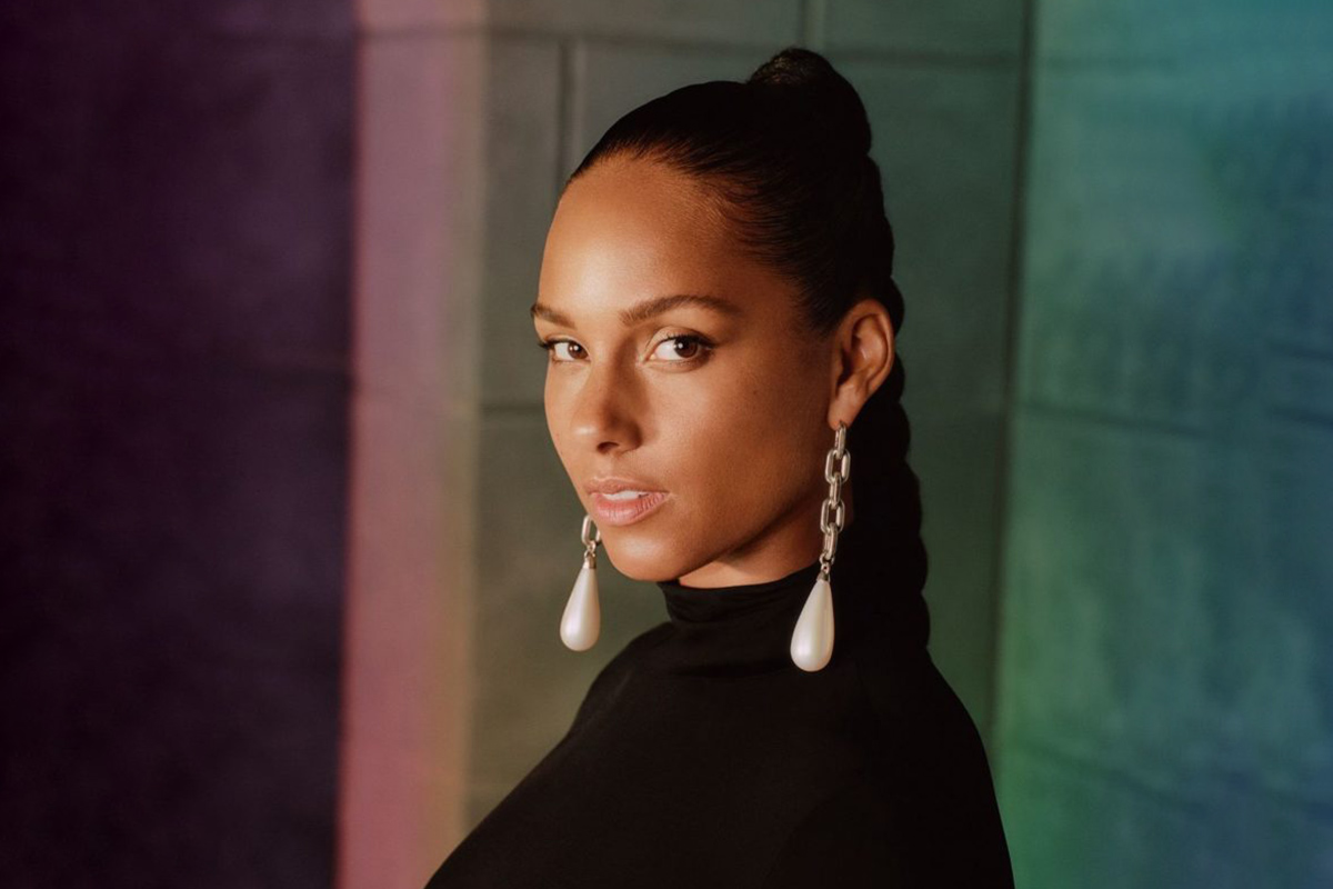 ALICIA KEYS liefert endlich neue Songs - ihr recht ruhiges siebtes Studioalbum