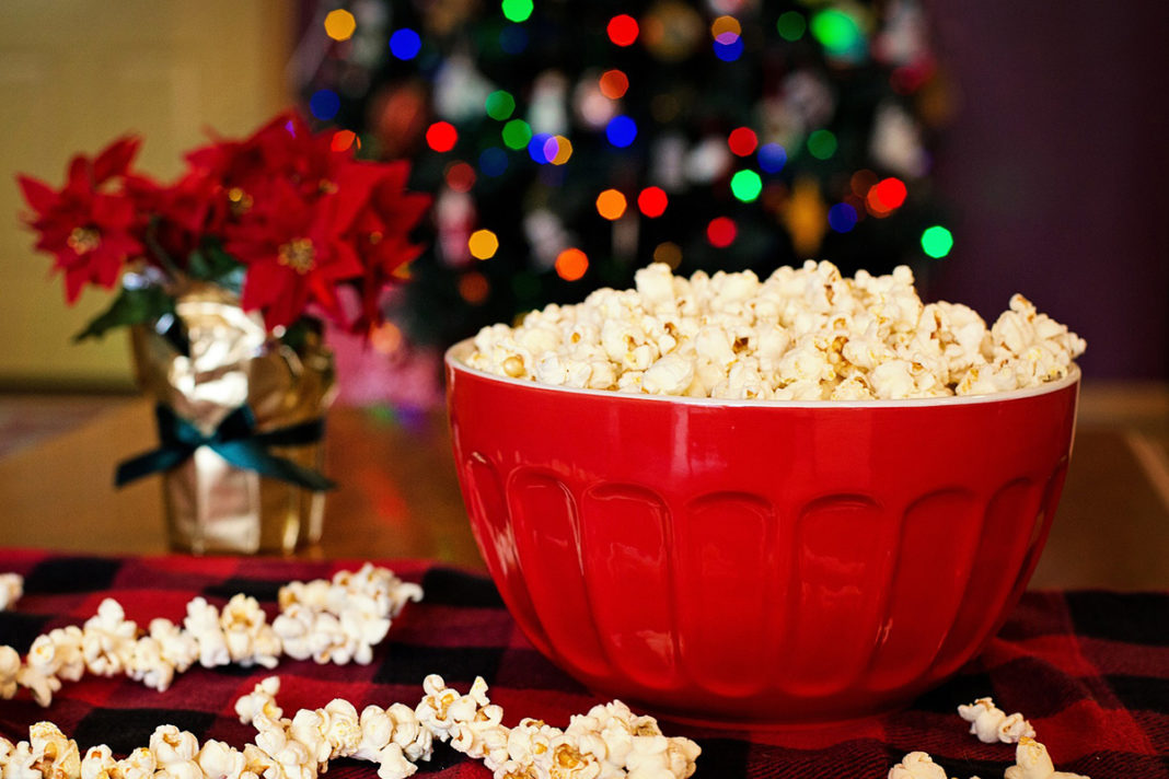 Christmas Binge Watch Party