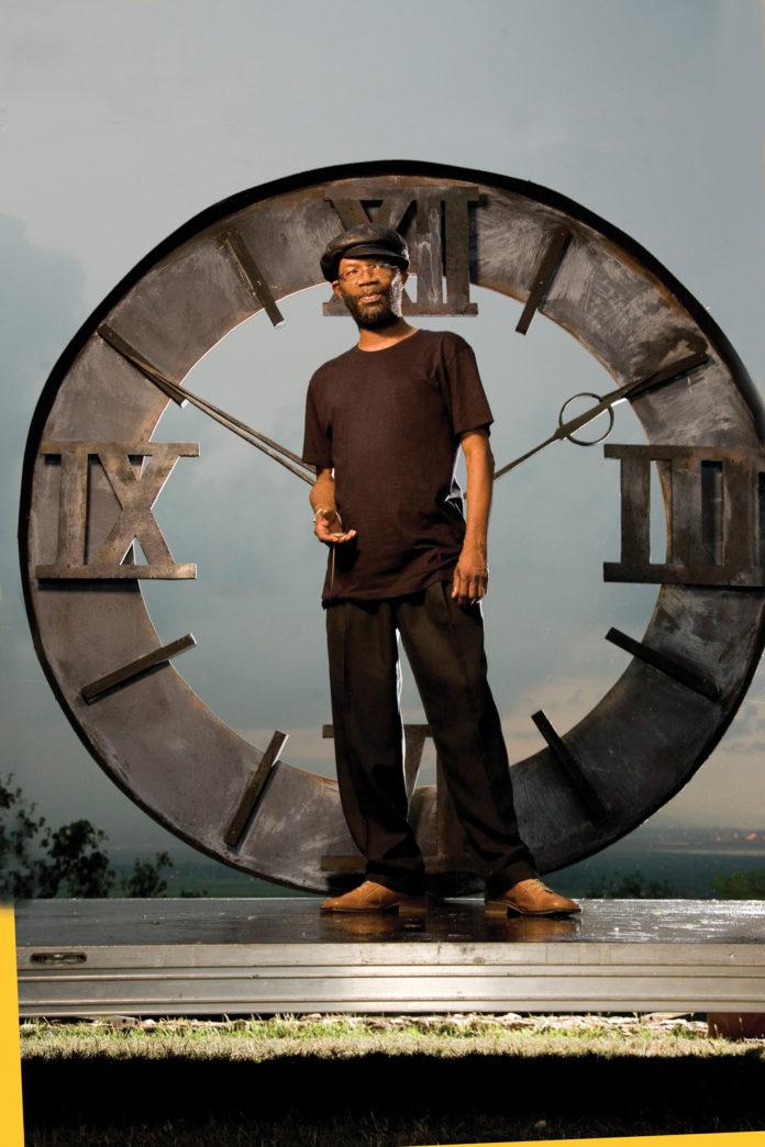Reggae-Sänger Beres Hammond